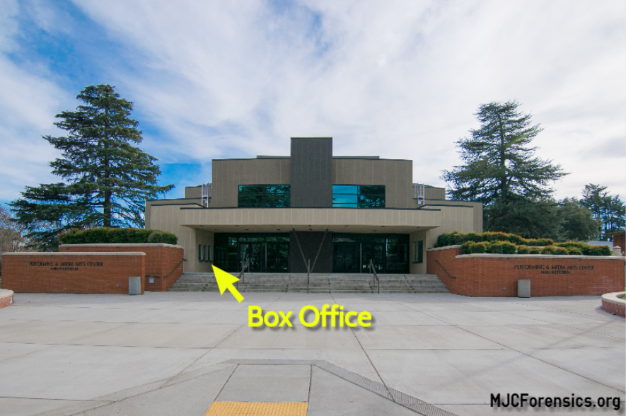 PAC Box Office